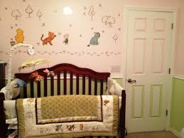 classic winnie the pooh nursery decor bedding sebastian designs