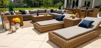 Wicker Patio Furniture Set Wicker Patio Chairs Shop4patio Com