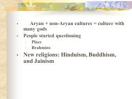 Jainism And Hinduism Venn Diagram Roots Of Hinduism And Buddhism Essential Question Why Did Different