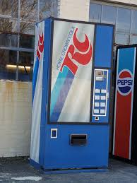 Rc Cola Vending Machine Cool RC Vending Machine Vending Machines Pinterest Vending Machine