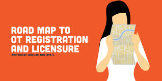 Road Map To Ot Registration And Licensure Newgradoccupationaltherapy