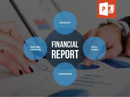 finance report templates how to create a financial report ppt templates