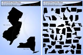 Consider relaxing case sensitivity of presentation attribute values. 1 Unites States Map Svg Designs Graphics