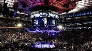 What It Means To Fight At Madison Square Garden