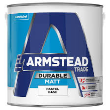 Armstead Paint Colour Chart Armstead Trade Durable Matt 10l Colour Mixing