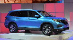 honda new car release dates2016 Honda Pilot Release Date Price Specs and Review Honda SUV