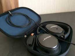 bose qc25. bose qc25 nicely folded in travelcase qc25 b
