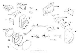 Kohler k301 47771 gravely 12 hp 9 kw specs 4710 47835 parts diagram baffles