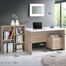 computer desk office works. Study Table And Bookshelf 3 In 1 Computer Desk Office Work Station Home Furniture On With India Works A