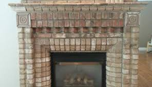 and blue cover decor for without florist holder screensaver removal chimney mantels white brick hearth surround