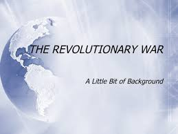 revolutionary war essay years leading up to the revolutionary war essay at com