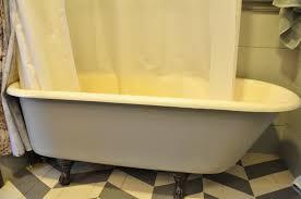 famous refurbished clawfoot tubs component bathroom with bathtub
