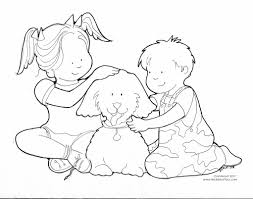 Small Picture Coloring Pages and Books