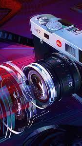 Camera Digital Art Wallpaper 4K #4.3284