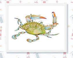il_340x270.1202332606_4gd7 crab watercolor etsy on free printable watercolor beach