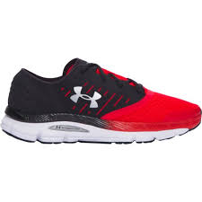 under armour shoes red. under armour men\u0027s speedform intake running shoes - view number red s