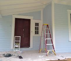 white double front door. Front Porch - Part 2 Of 3 \u2013 Where We Paint Stuff, And Then More Stuff. Victoria Elizabeth Barnes. Double DoorsRed White Door
