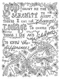 Serenity Prayer Prayers To Color Google Search Scriptures