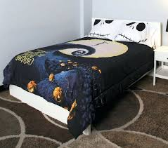 jack skellington comforter nightmare before jack bedding full queen blanket comforter