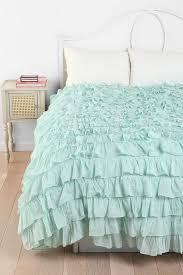 ruffle bedding twin ruffle bedspreads ruffle comforter