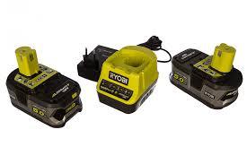 Набор <b>Ryobi</b> ONE+ <b>RC18120</b>-250 5133003364 аккумулятор (18 В ...