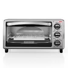 Amazon.com: BLACK+DECKER TO1313SBD 4-Slice Toaster Oven, Includes ...