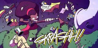 Poc Superheroes — charactersofcolour: Debrii-Deborah Fields Powers: ...
