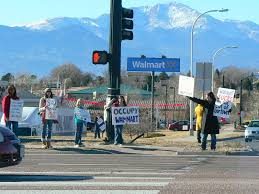Walmart Colorado Springs Tent Monster Who Occupied Walmart Not My Tribe