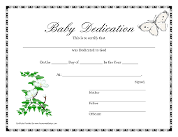 certificate templates formatted for microsoft baby certificate templates formatted for microsoft