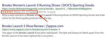 The Ultimate Guide To Star Ratings In Google Search Results