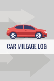 car mile tracker car mileage log vehicle mileage log for taxes reporting