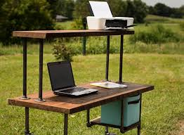reclaimed wood office furniture. Reclaimed Wood Office Desk Furniture