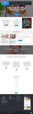 Web Design Burnaby Burnaby Bainbridge Dental Website Design By Tommy Le
