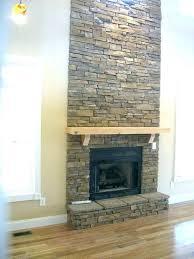 diy stacked stone fireplace surround stone fireplace surround stone fireplace surrounds stone fireplace mantels stacked stone