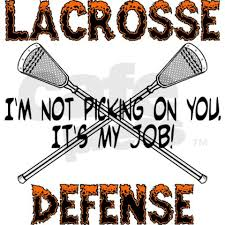 Lacrosse Quotes Extraordinary How To Play Defense In Men's Lacrosse LacrosseMonkey Blog