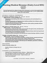 Sample Of Nursing Resume Amazing Sample Nursing Student Resume Luxury Nurse Resume Sample