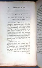 mary wollstonecraft essay a vindication of the rights of women mary wollstonecraft essay a vindication of the rights of women