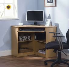 Amazing Computer Desk For Small Spaces  Tikspor Within Small Corner  Computer Desk (View 1