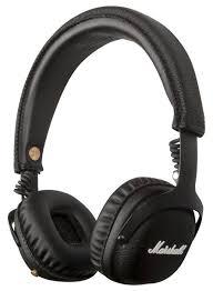 Купить <b>Беспроводные наушники Marshall Mid</b> Bluetooth черный ...