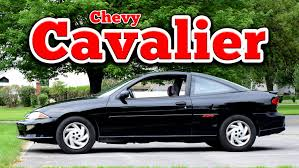 Regular Car Reviews: 1996 Chevrolet Cavalier Z24 - YouTube
