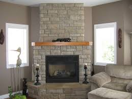 corner fireplace hearth ideas