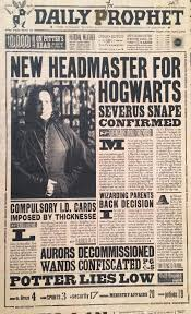 Harry Potter Newspaper Template Leaky Fans On The Ground At The Hp Celebration Part 1