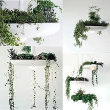 sky jardín lámpara balcón hall planta de tiesto decoración de luz de techo colgante lámpara e27