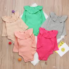 Designer Newborn Baby Boy Clothes Sale Summer Baby Girl Rompers Spring Princess Newborn Baby Clothes For Girls Boys Long Sleeve Jumpsuit Kids Baby Outfits Clothes