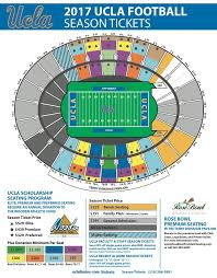Rose Bowl Seating Chart Ucla Football Its Official Ucla Football Switching Sidelines Inside