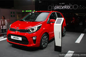 Cross version of the Kia Picanto could arrive this year - Report