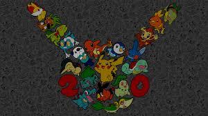 Pokemon Go Characters Hd Wallpaper