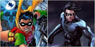Nightwing: 10 Ways Dick Grayson Has Changed Since Robin | CBR