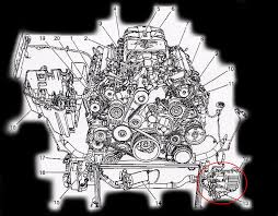 computer location diagrams 2006 cadillac sts access from under car