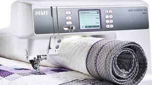 Machine Quilting w/ a Domestic Machine &  Adamdwight.com